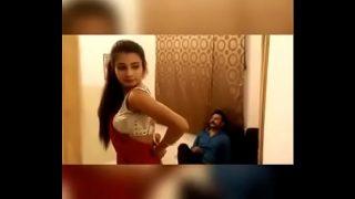 Horny indian new couple having hard fuck